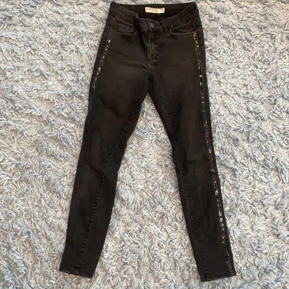 stylish jeans